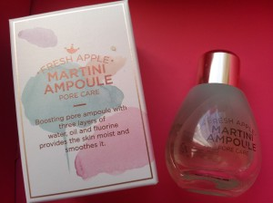 Shara Shara Apple Martini Ampoule