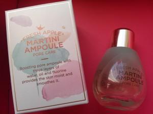 Shara Shara Apple Martini Ampoule