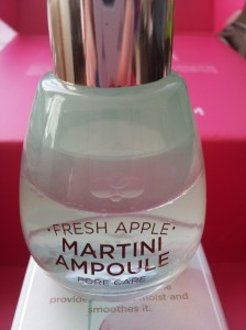 Shara Shara Apple Martini Ampoule Consistency
