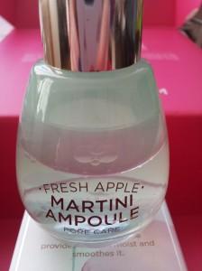 Shara Shara Apple Martini Ampoule Consistency