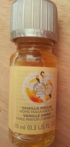The Body Shop Vanilla Brulee
